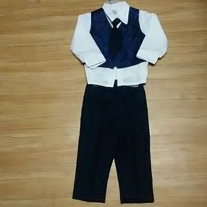 Boys 24 months Sunday School outfit
